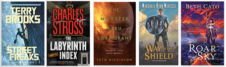 New releases: October 2018 - science fiction & fantasy 1