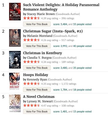 Christmas Archives   Owlish Books & Movies