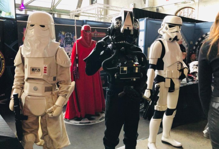 Comic Con Brussels 2019 11