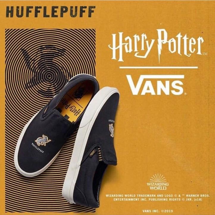 Vans shoes meet Harry Potter 4