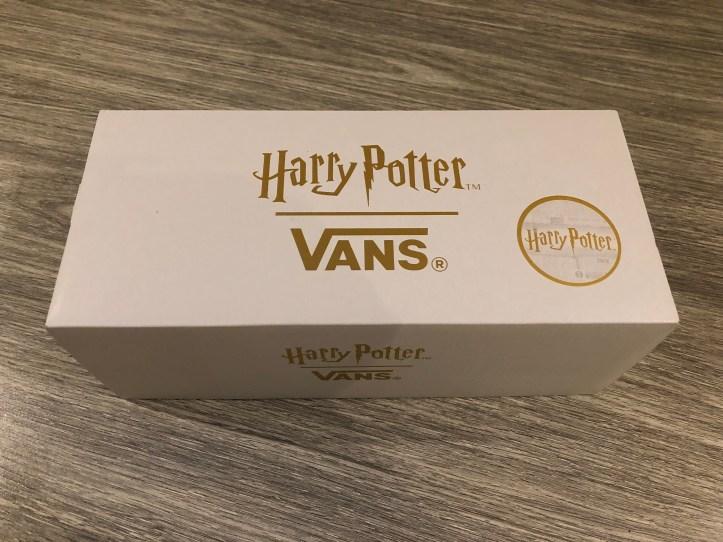 My Harry Potter Vans 1