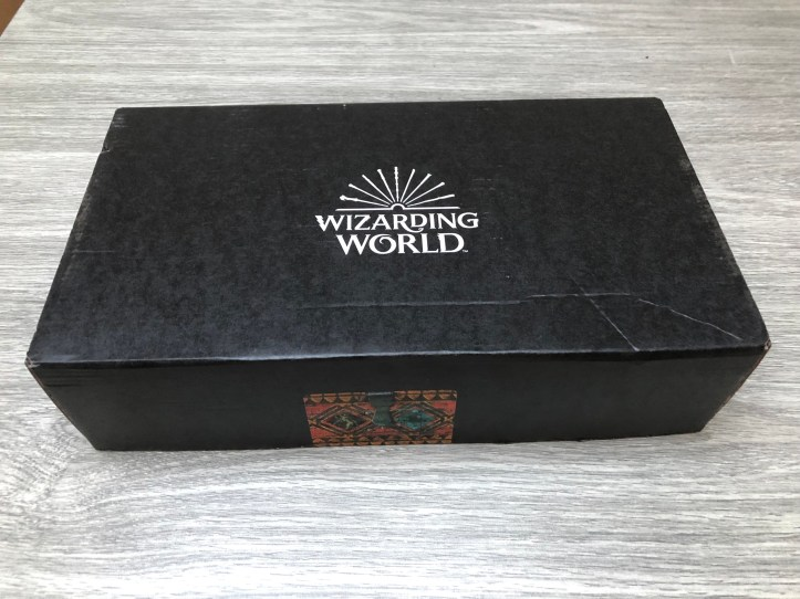Wizarding World Lootcrate - Quidditch Through The Ages 1