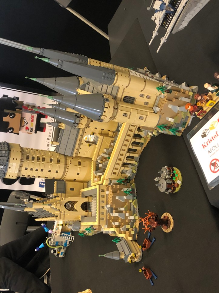 FACTS Expo Lego Harry Potter