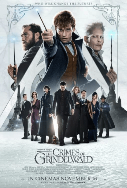 Fantastic Beasts: The Crimes of Grindelwald – review 1