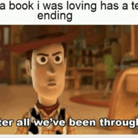 Bookish meme 27