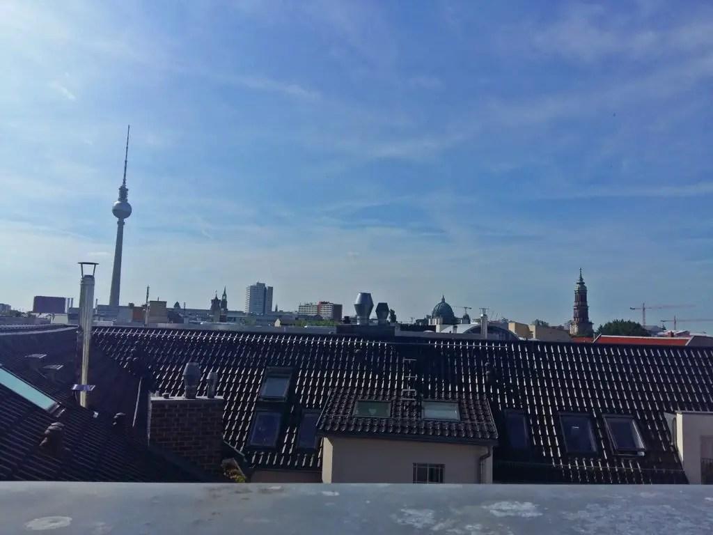 best views over berlin