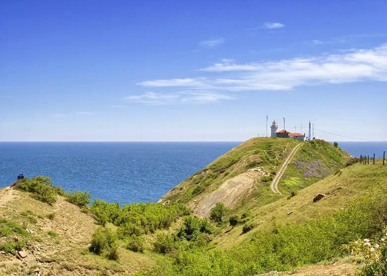 Places to visit in Bulgaria, Cape Emine