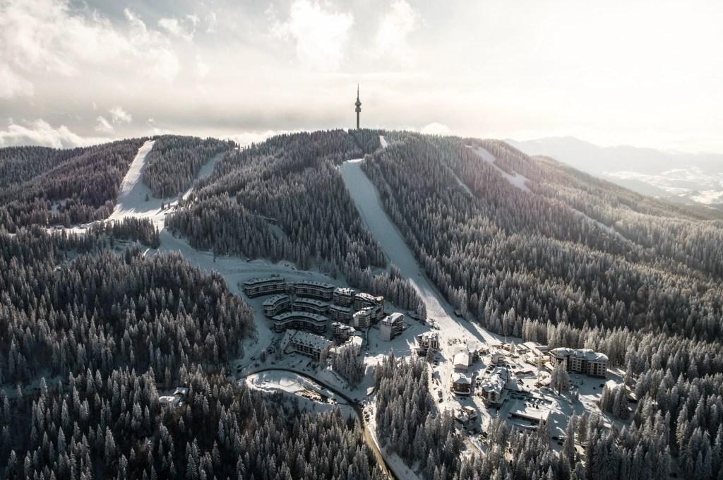 pamporovo ski resort in bulgaria