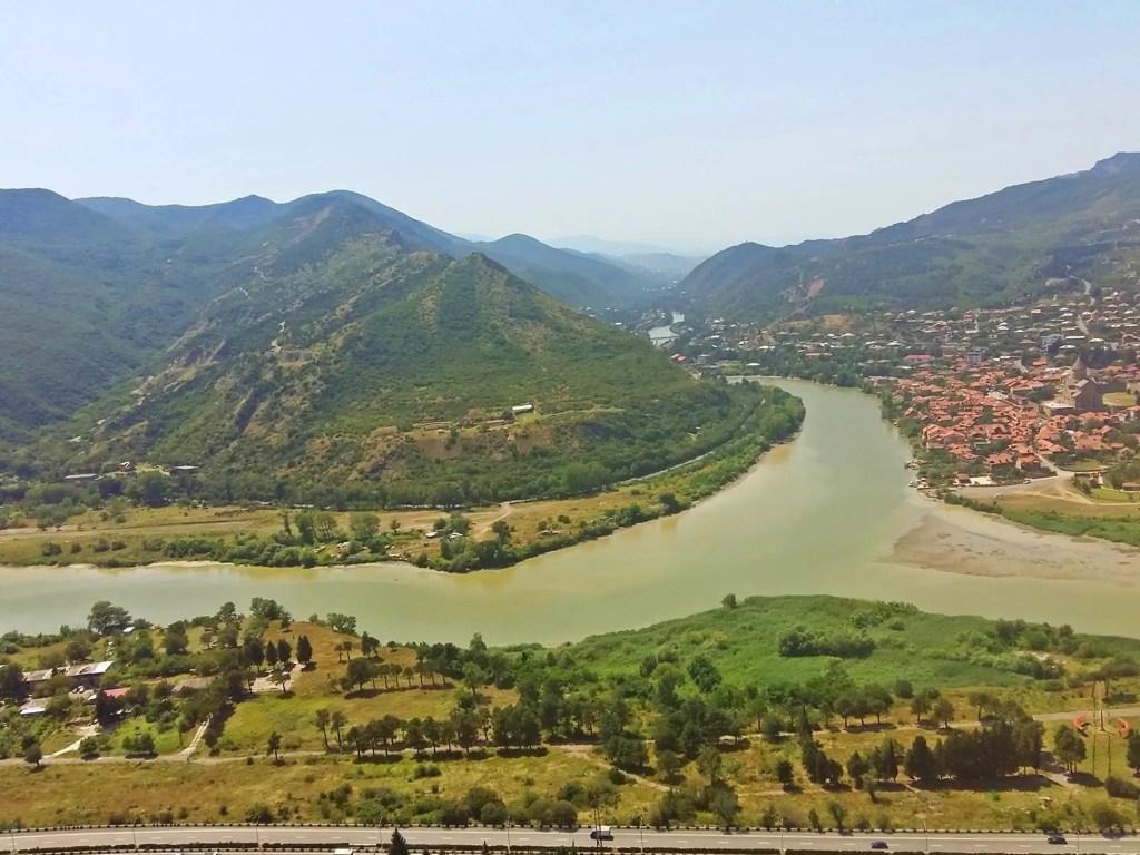 day trip fro m Tbilisi to mtskheta