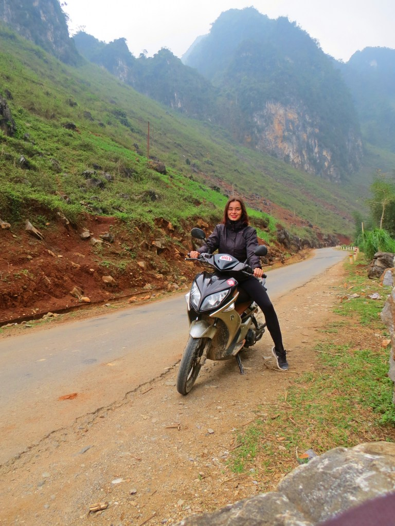ha giang extreme motorbike loop 3 days itinerary