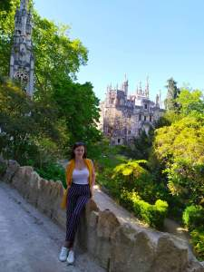 Day trip from Ericeira to Sintra