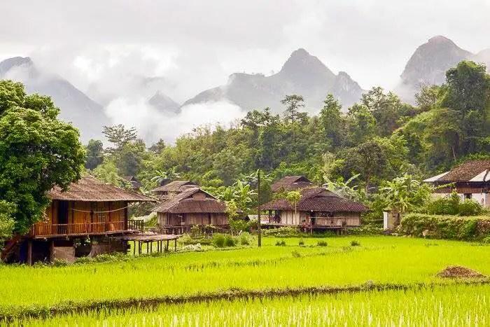 Ha Giang Tour homestay village