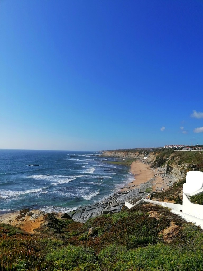 Exploring the beaches of Ericeira