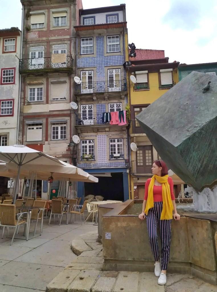 Ribeira district, Porto