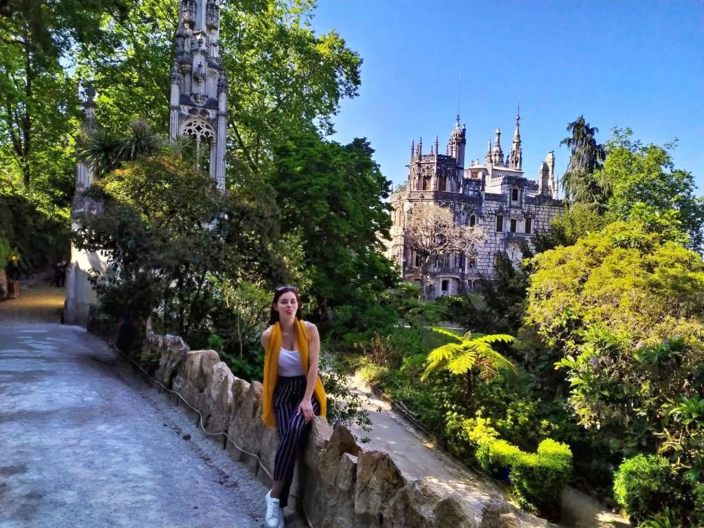 Quinta da Regaleria, Sintra