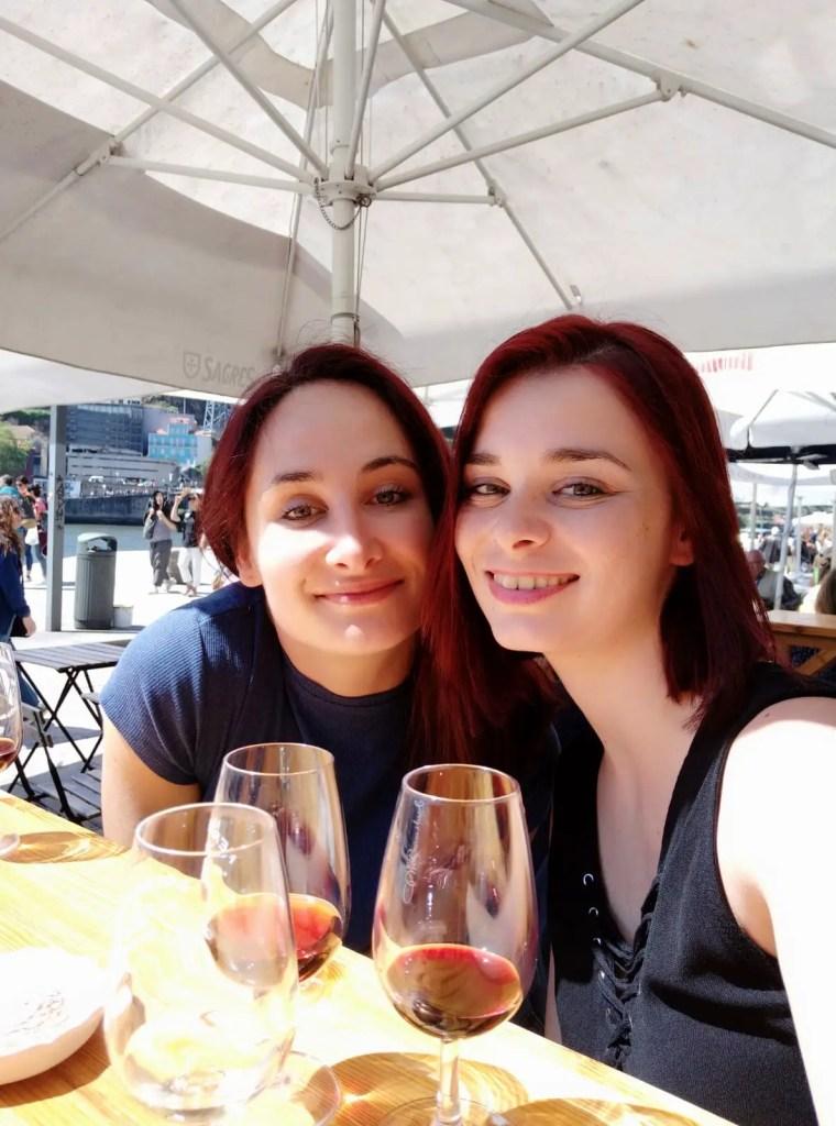 Wine tasting in Porto