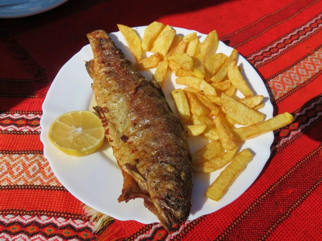 eating in bulgaria