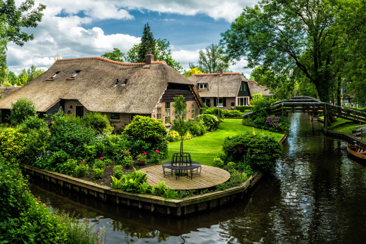 day trip to giethoorn from amsterdam