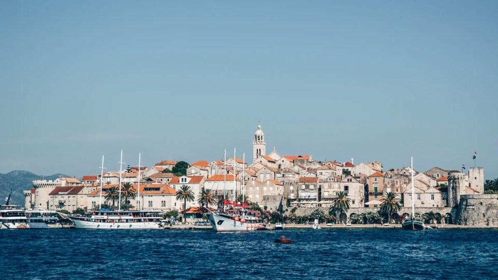 traveling to hidden gems in croatia, europe
