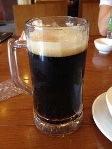 ベトナムの黒ビール
