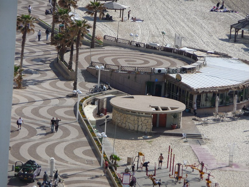 In Search of…Part 21, Back to Tel Aviv (5/6)
