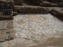 Floor tiles in Caesarea
