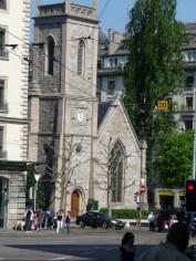 Grand old building, Geneva
