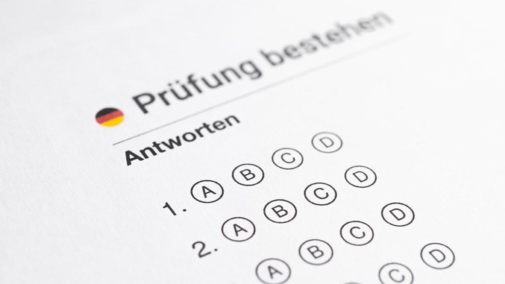 SAT German