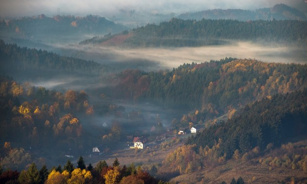 Kudowa-Zdrój – magiczne miejsce w Górach Stołowych
