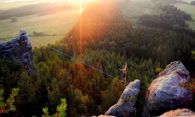 Slackline – balans duszy i ciała