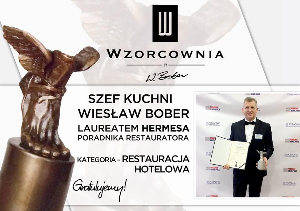 Szef Kuchni Wiesław Bober