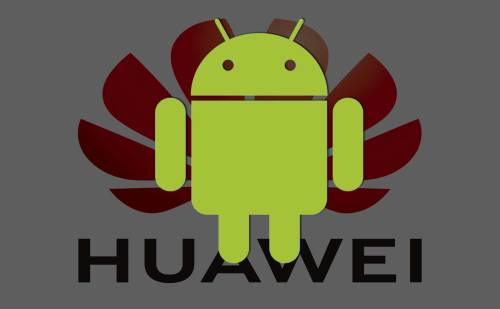 Huawei Android license