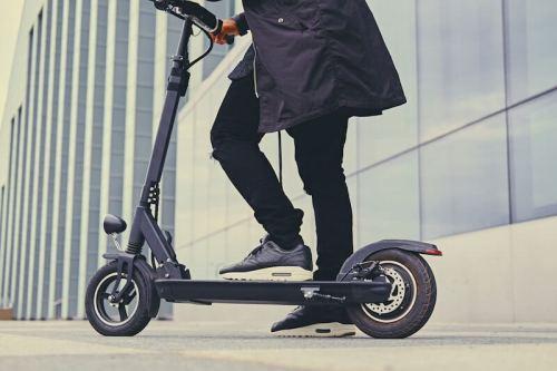 Xiaomi e-scooter vulnerability