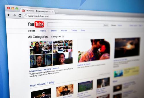Youtube channel vulnerabilities