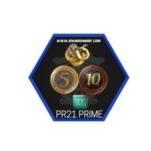 PR21 Ready Prime CSGO Account