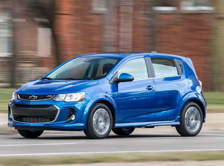 chevrolet sonic owner manuals