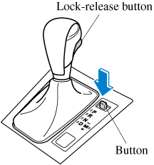 Move the selector lever.