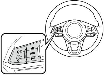 Audio Control Switch