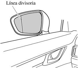 Las distancias percibidas a los objetos en las zonas