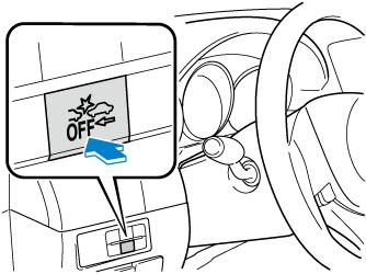 Appuyer sur l'interrupteur de nouveau pour remettre le