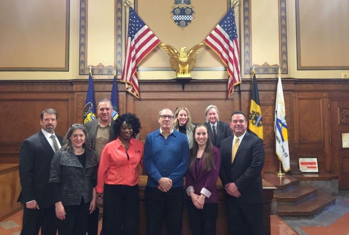 Pittsburgh City Council Partners with PaCEO