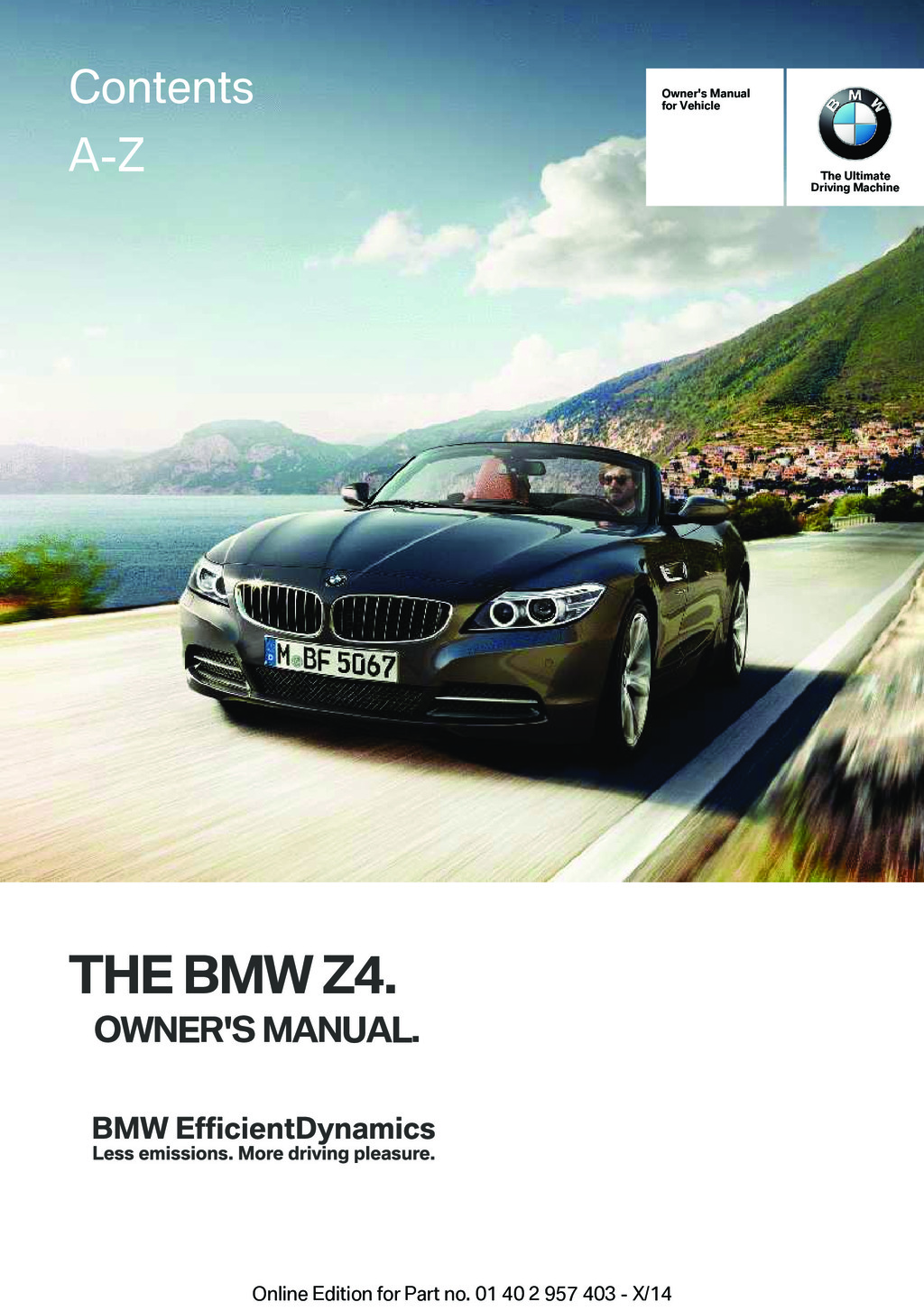 hight resolution of 2016 bmw z4 owner s manual