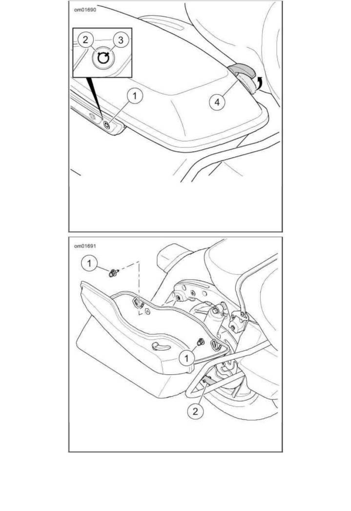 medium resolution of 1 saddlebag lock