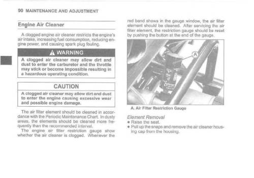 small resolution of 2007 kawasaki mule 3010 4x4 owner s manual page 92