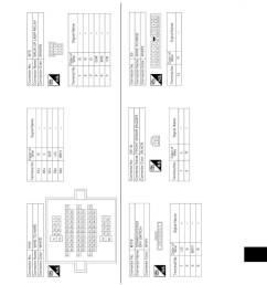 2010 nissan armada fuse diagram [ 1121 x 1209 Pixel ]