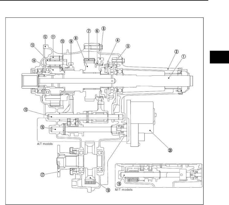 Xterra Engine Diagram : 2002 Nissan Xterra Service Repair