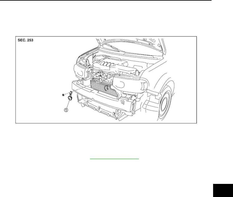 medium resolution of 2009 nissan cube repair manual horn section hrn page 5