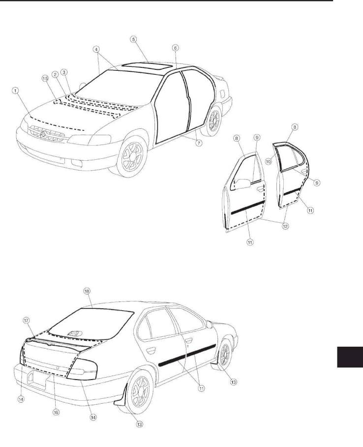 Nissan Altima 2000 Manual