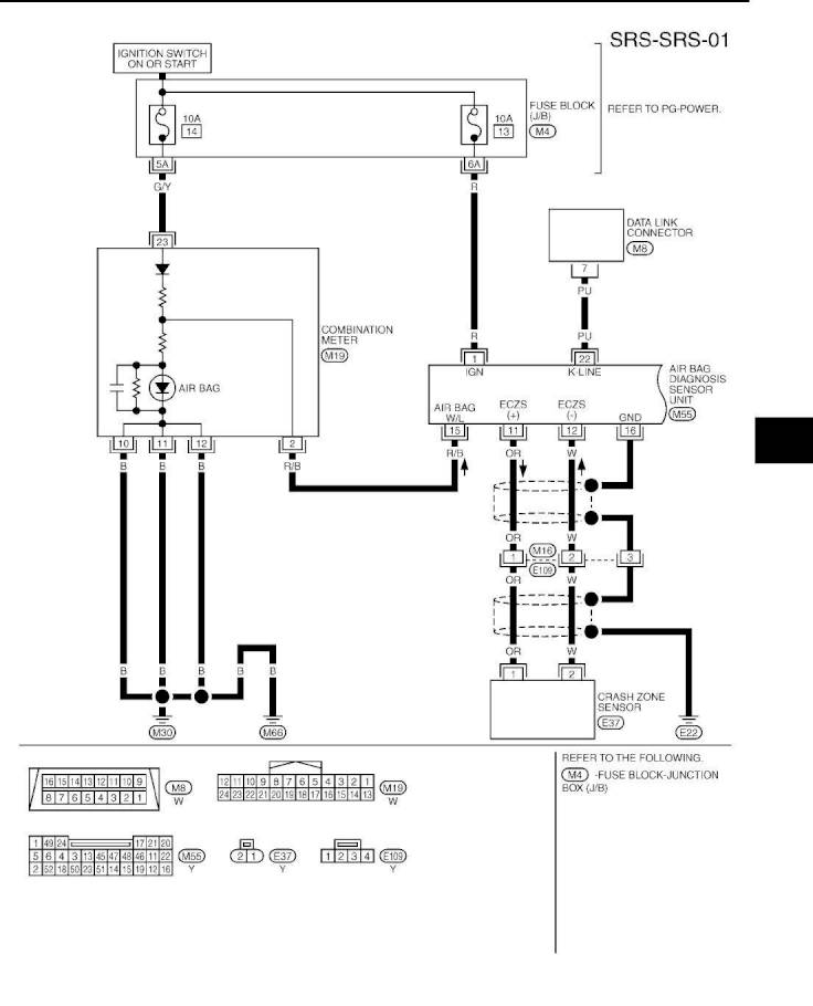 [DIAGRAM] Nissan 350z Wiring Diagram FULL Version HD
