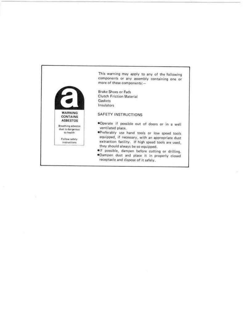 1990 Kawasaki Jet Ski 650 SX – Owner's Manual – Page #6